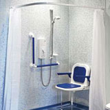 Wet Room Shower Curtains >> Shepway Disabled Supplies Mobility Aids Wet Rooms Kent